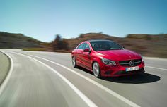 First Look: 2014 Mercedes-Benz CLA250 Photo Gallery