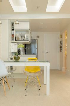 Apartamento moderno adaptado al estilo de vida una joven soltera