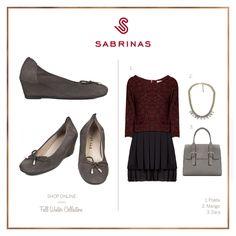 Sabrinas QATAR.   The QATAR Sabrinas. #Sabrinas #Trends #Shoes #Look #MadeInSpain #FW1415