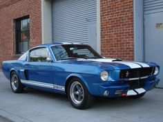 1966 Ford Mustang Shelby GT 350