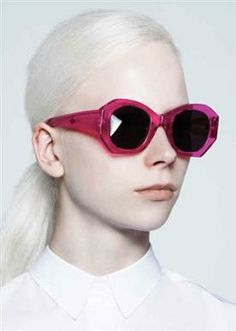 Karen Walker UV Sunglasses 2011 - Designer Eyewear