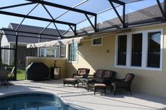 Retractable Awnings In Orlando | Shade U0026 Privacy Products
