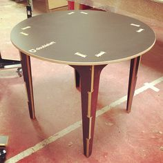 pedroterralab.com cnc table #opensourcefurniture