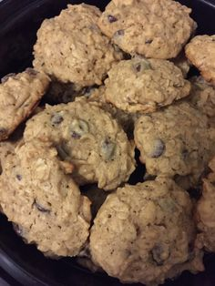 THE BEST Lactation Cookies!You can find Lactation cookies and more on our website.THE BEST Lactation Cookies! Healthy Lactation Cookies, Lactation Recipes, Lactation Foods, Oatmeal Raisin Lactation Cookies Recipe, Lactation Smoothie, Breastfeeding Cookies, Breastfeeding Tips, Biscuits, Flax Seed Recipes