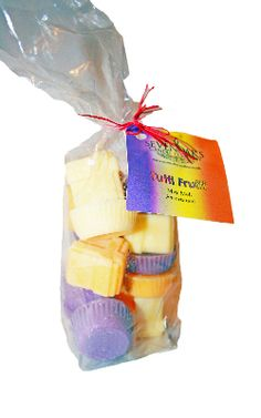 Tutti Frutti Mini Melt Assortment! Snack Recipes, Snacks, Tutti Frutti, Chips, Candles, Mini, Food, Snack Mix Recipes, Appetizer Recipes