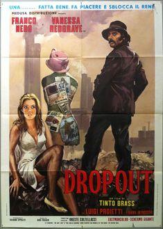 Vanessa Redgrave Movies, Tinto Brass Movies, Poster Vintage, Film, King Kong, Luigi, Mario, Artist, Movie Posters