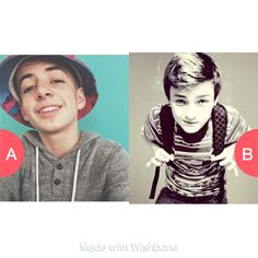 Zach Clayton or Nick Bean? Click here to vote @ http://getwishboneapp.com/share/559891
