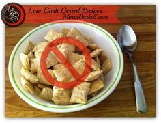 Happy National Cereal Day! Yes, cereal day! LOL! Think you can't eat cold cereal on a low carb diet? Think again! You CAN and will with any of these GREAT recipes!  http://margeburkell.com/cereal-low-carb-recipes/  Which sounds like a winner to you???