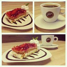 #cake #bulkazmaslem #białystok #bułkazmasłem #ciasteczko #coffe  www.bulkazmaslem.eu