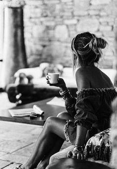 """unlongvoyage: """" Coffee please!! 💋💋💋💋 """""""