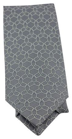 Hermes Grey White Tie – Bagriculture Picnic Blanket, Outdoor Blanket, Luxury Ties, Tie Rack, Grey And White, Hermes, Style, Swag, Outfits