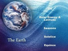 This 16 slide power point presentation is a very complete lesson on the Earth… Science Lessons, Teaching Science, Science Activities, Science Ideas, Teaching Resources, Earth Powers, 6th Grade Science, First Grade Classroom, Earth From Space