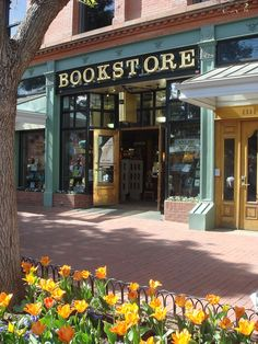 Boulder Bookstore And I'll make the front look like this!