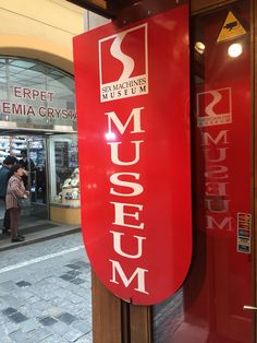 Sex museum from the 1920s