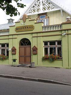 Resort Hall in Pärnu, Estonia