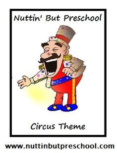 Circus Preschool Theme
