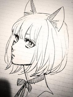 Yamamori Mika sketch / Nekota Yuyuka