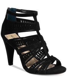 Alfani Women's Chloey Cutout Dress Sandals, Only at Macy's