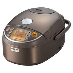 Zojirushi Induction Heating Pressure Rice Cooker Warmer Cooking Book Spatula Spice Set Stainless Measuring Cup Set >>> Check this awesome product by going to the link at the image. Small Kitchen Electrics, Best Rice Cooker, Slow Cooker, Zojirushi Rice Cooker, Induction Heating, Spice Set, Cooking Temperatures, Thing 1, Heating Systems