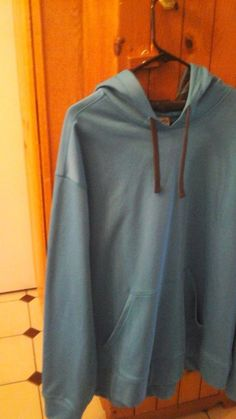 CHAMPION C9 MENS HOODIE BLUE 2XL PULLOVER #CHAMPIONC9 #ShirtsTops