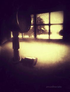 Winter atmosphere at the roast studio