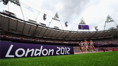 Track and field at the London 2012 Olympics
