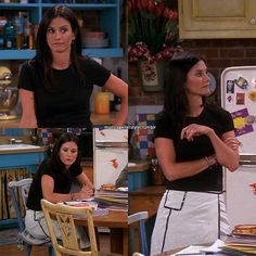 """- """"The One with Ross and Monica's Cousin"""" Rachel Green Friends, Rachel Green Outfits, Friends Episodes, Friends Tv Show, Monica Gellar, Friends Poster, Movie Inspired Outfits, Tv Show Outfits, Friend Outfits"""