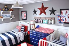 Green toddler room boys bedroom paint ideas for small rooms navy. Boys Bedroom Paint, Blue Bedroom, Bedroom Decor, Nursery Decor, Lego Bedroom, Shared Boys Rooms, Room Boys, Child Room, Girl Rooms