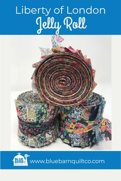 Liberty Jelly Roll Pink/Orange/Yellow $75 CAD per roll. A special collection of 20 Liberty of London Lawn 2-1/2″ hand cut strips by WOF (54″). A great item to add to your Liberty collection. Limited availability. Ships to Canada and USA. #Jellyrollquilt #libertylove#libertyfabric #libertyoflondonfabric #quiltingismytherapy #modernquilts #quilters #fabricstash #quiltfabric #fabriclove #sewingproject #quilted #modernquilter #quiltlove #quilted #longarmquilting #forsale Liberty Of London Fabric, Liberty Fabric, Jellyroll Quilts, Blue Quilts, Longarm Quilting, Quilt Patterns, Orange Yellow, Sewing Projects, Rolls