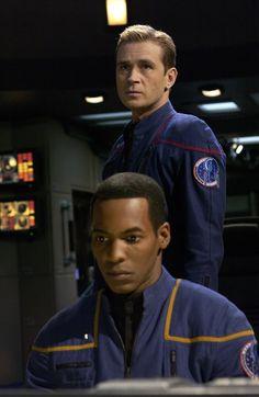"Promo shots. Enterprise - ""Kir'Shara"" Season 4 Episode 9."