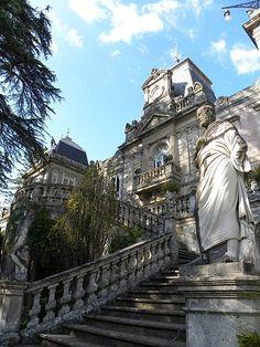 Pazo de Lourizán. Pontevedra