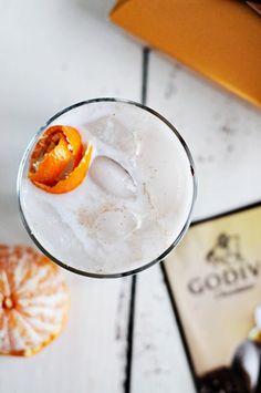 Godiva Chocolate Infused Vodka – Valentine's Day Cocktails