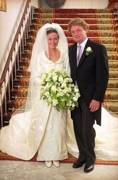 bruiloft bernard en annette 8 juli 2000