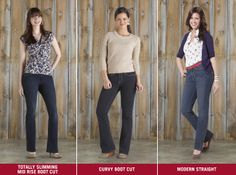 Signature by Levi Strauss & Co.™ offers classic styles that take you through every season.