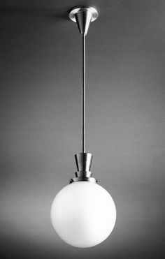 Lamp Gispen 7009 voor in gang