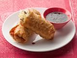 Mushroom and Leek Spring Rolls Recipe  I am going to bake in oven instead of fry.