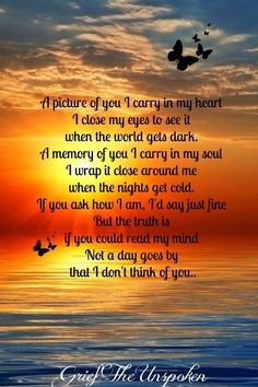 Gone yet never forgotten I miss you dad and there's not a day I don't think about you and pray for you. I love you with all my heart. Missing My Son, Missing You So Much, Miss You Dad, Mom And Dad, Angels Among Us, Grieving Quotes, Always Thinking Of You, Thinking About You, Love Of My Life