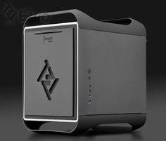 E3iO | Snack Series - Mini Desktop PC - Customizable colors - Upgradeable Hardware - Mini-ITX Extreme Motherboard - Z77 CHIPSET - 3rd Generation Intel Ivy Bridge processors - Corsair DOMINATOR PLATINUM Memory - NVIDIA GeForce GTX 600 series Graphic Card.
