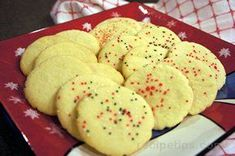 Crispy Sugar Cookies Recipe