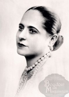 """Helena Rubinstein """"Hard work keeps the wrinkles out of the mind and spirit"""". Kiss Makeup, Hair Makeup, Good Will Hunting, Give It To Me, Make Up, High Society, Beauty Industry, Close To My Heart, Vintage Beauty"""