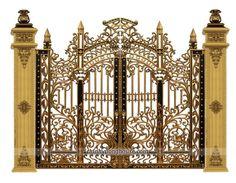 Mẫu cổng hợp kim nhôm đúc - Cổng cung điện hoàng gia | Cổng Nhôm Đúc Thịnh Vượng House | LinkedIn
