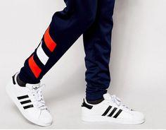 Colour on pants + line design