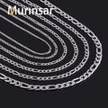 Width 4.5/6/6.6/7.5/9mm Men Stainless Steel Necklace Chain High Quality Link Chain Necklace Stainless Steel Jewelry Wholesale-in Chain Necklaces from Jewelry & Accessories on Aliexpress.com | Alibaba Group