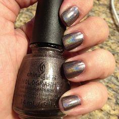 I am not even going to do a design. Lol I like this holo color. #nail #nails #notd #nailsoftheday #love #follow #manicure #nailpolish #nailart #naildesign #nailswag #nailstagram #nailsdid #cute #instagood #beautiful #nailpromote #giveaway #instadaily #pretty #nailartwow #nailartoohlala #nailaddict #nails2insipre #thenailartstory #dailynailart #imahiddengem #ytmanicure #whispersfeatures