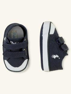 Chandler Low EZ - Layette Shoes - RalphLauren.com