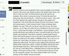 Paul Walkers Death