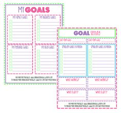 Worksheet Printable Goal Setting Worksheet goals worksheet printable family 1000 images about goal setting on pinterest planning goal