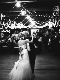 Beautiful Father of the Bride (and Groom) Moments | Bridal Musings Wedding Blog 28