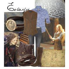 """Eowyn"" by meganpearl on Polyvore"