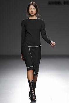 Ángel Schlesser - Madrid Fashion Week O/I 2015-2016
